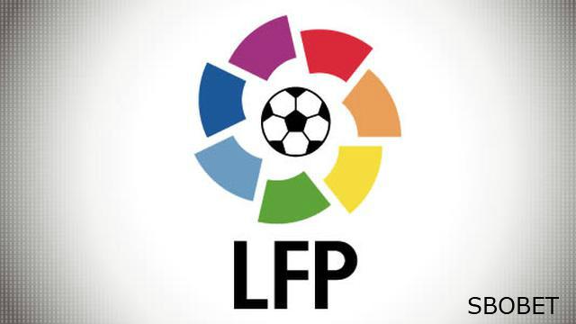 Judi bola Liga Spanyol Sbobet online