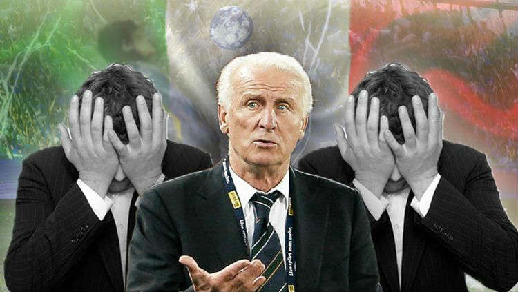 5 Pelatih Paling Fenomenal Serie A Italia