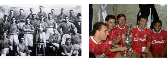 Pemain Liverpool Era First Division