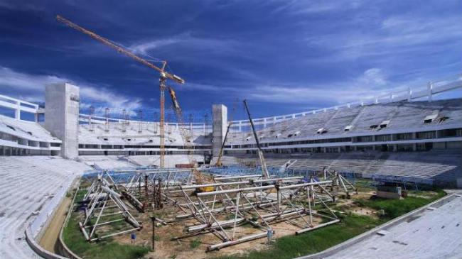 Pembangunan stadion terbaik di Liga Inggris