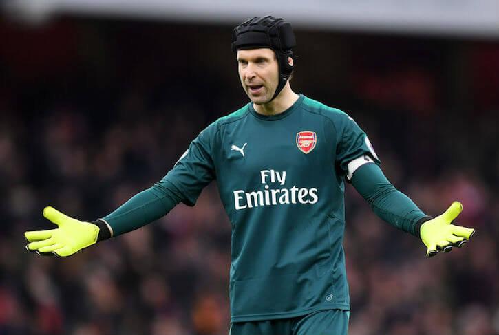 Petr Cech kiper liga inggris