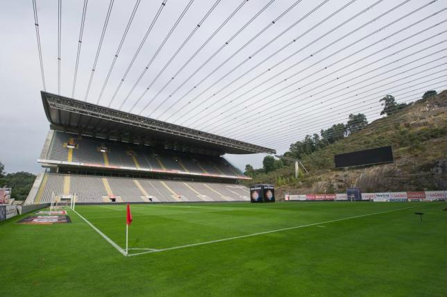 Stadion bola paling kecil di Liga Champions