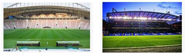 Stadon bola dengan teknologi terbaik di Liga Inggris