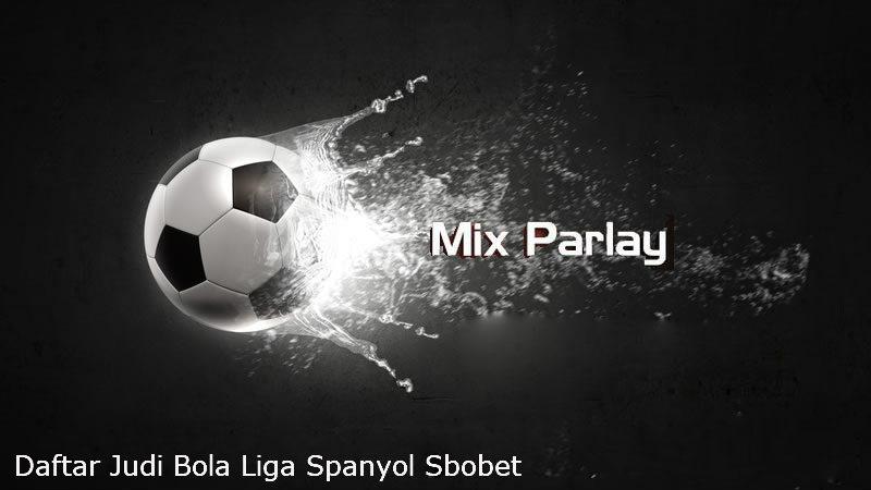 daftar judi bola liga spanyol