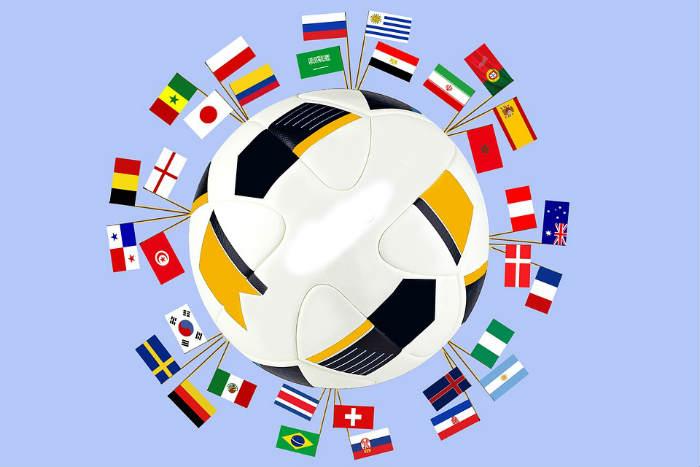 Cara Streaming Piala Dunia